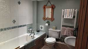 Plum Tree bathroom
