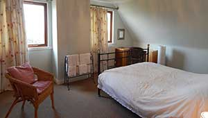Edmonston House bedroom