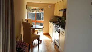 Plum Tree Cottage kitchen