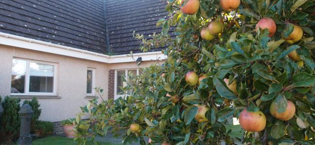 Edmondston House near Kelso