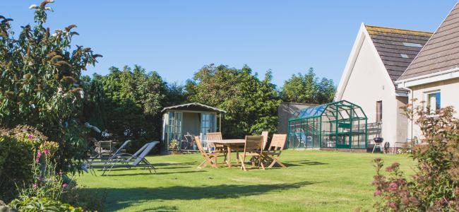 Edmonston Garden